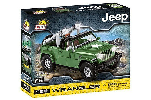 Jeep Wrangler militare - Cobi army