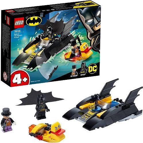Lego Marvel - Batman All'inseguimento del Pinguino