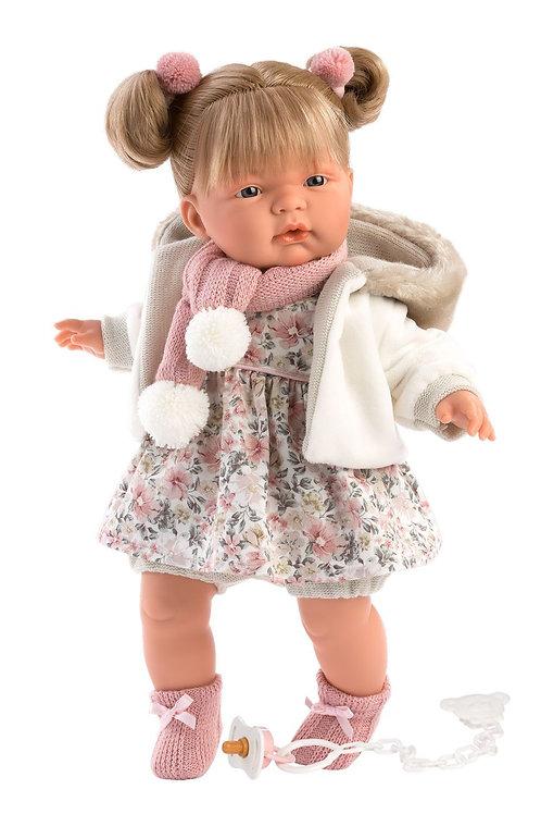 Bambola cm. 38 Joelle - Corpo morbido
