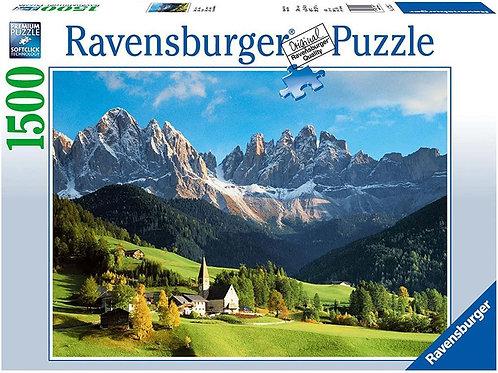 Puzzle 1500 p- - Dolomiti