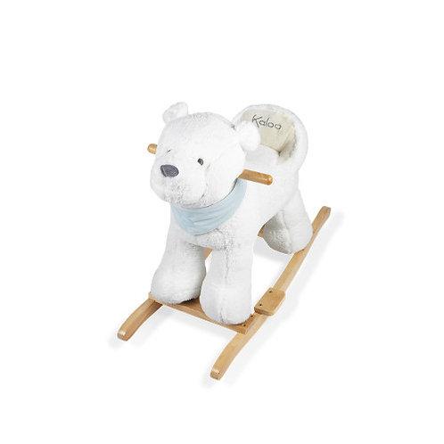 Orso polare a dondolo
