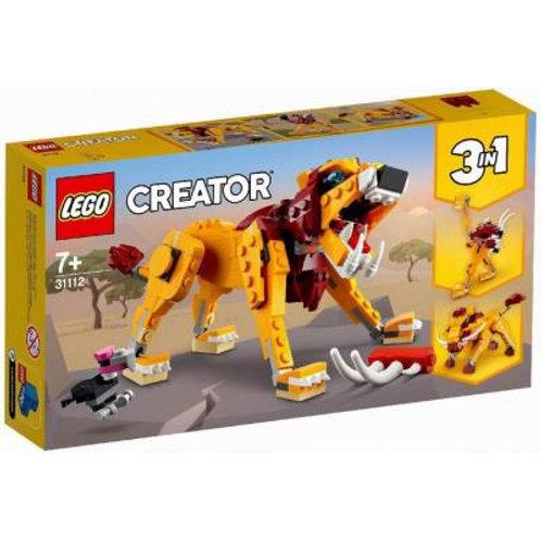 Lego Creator - Leone selvatico