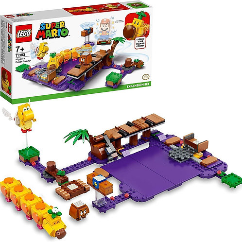 Lego Super Mario - La palude velenosa di Torcibruco - Espansione