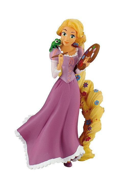 Rapunzel con tavolozza