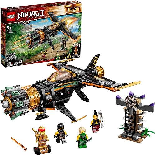 Lego Ninjago - Spara Missili