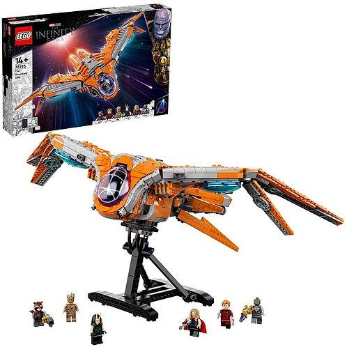 Lego Marvel - L'astronave dei guardiani