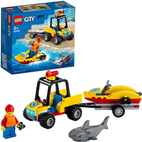 Lego City - ATV di soccorso balneare