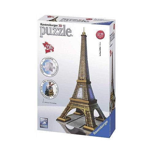 Puzzle 3D torre Eiffel - 216 pz.