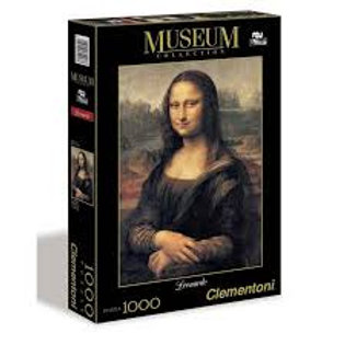 1000 pz. Mona Lisa