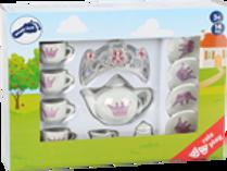 Servizio da tè in porcellana Corona