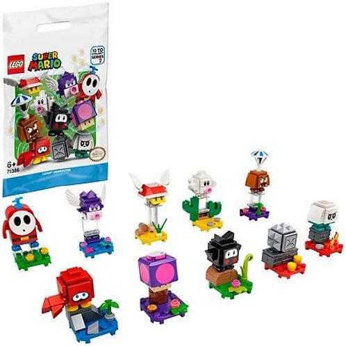 Lego Minifigures Super Mario - Pack Personaggi - Serie 2