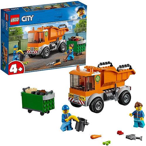 Lego City - Camion della spazzatura