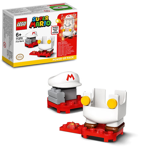 Lego Super Mario -Mario Fuoco - Power Up Pack
