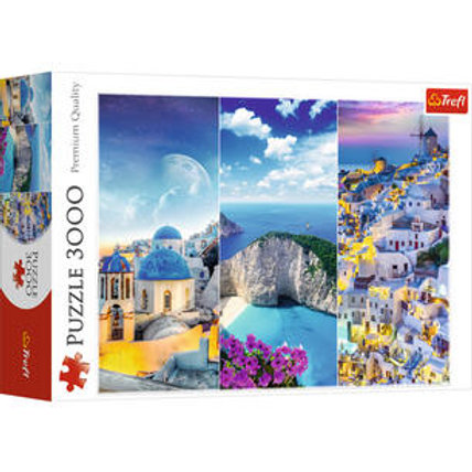 3000 pz. - Vacanze greche
