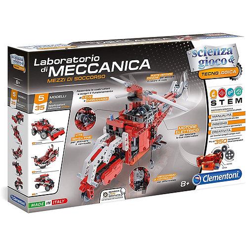 Laboratorio di meccanica c/motore