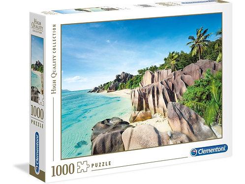 Puzzle 1000 pz. - Paradise beach