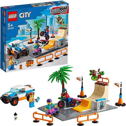 Lego City - Skate Park