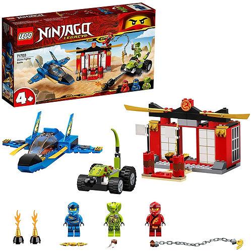 Lego Ninjago - Battaglia sullo Storm Fighter