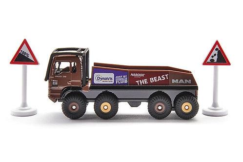 Camion HS Schoch 8x8 Man Truck Trial c/2 segnali