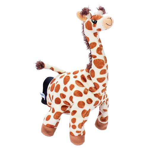 Burattino a guanto giraffa