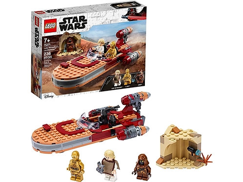 Lego Star Wars - Landspeeder di Luke Skywalker