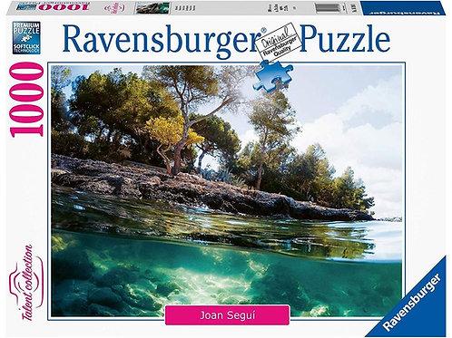 1000 pz. Raven Paesaggio - punti di vista