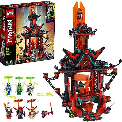 Lego Ninjago - Il tempio della follia imperiale