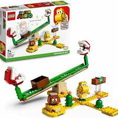 Lego Mario - Scivolo della Pianta Piranha