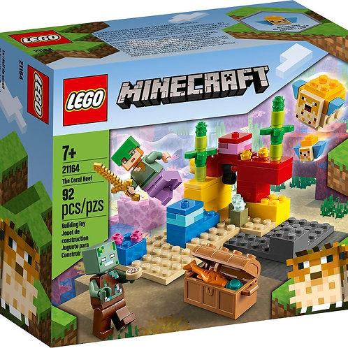 Lego Minecraft - La barriera corallina