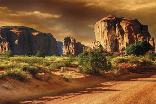 Puzzle 504 pz. - Monument Valley