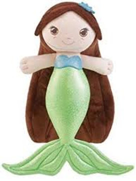 Copia di Bambola Sirena verde