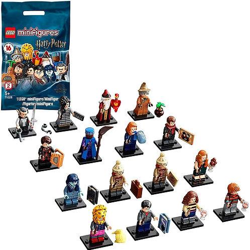 Lego Minifigures Harry Potter Serie 2