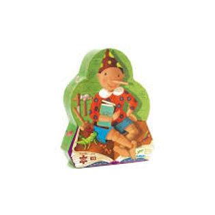 50 pezzi Djeco Pinocchio