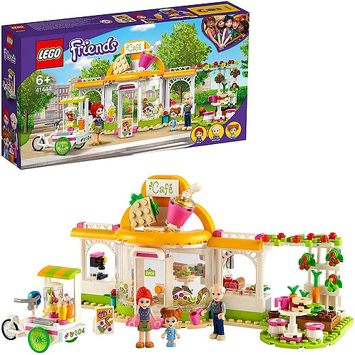Lego Friends - Il caffè biologico di Heartlake