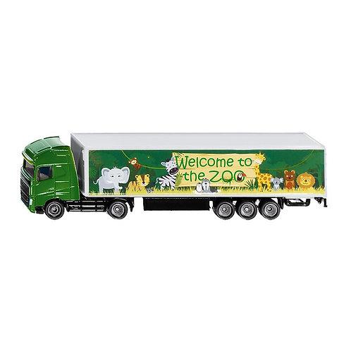 Camion con semirimorchio