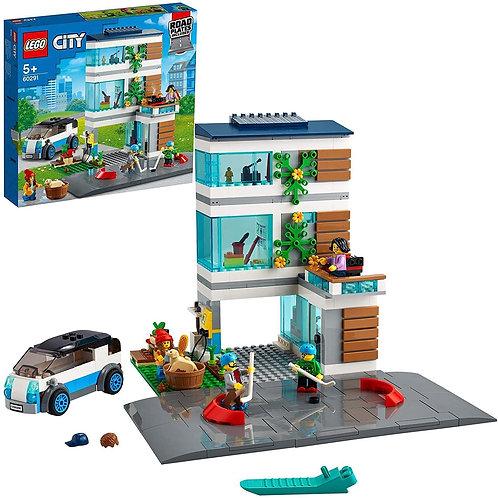 Lego City - Villetta familiare