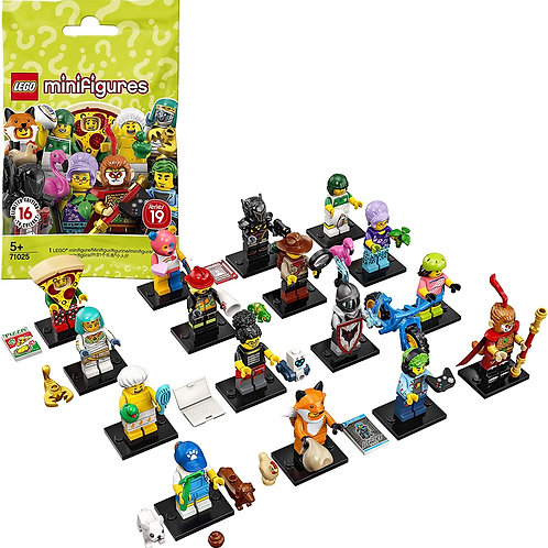 Lego Minifigures Serie 19