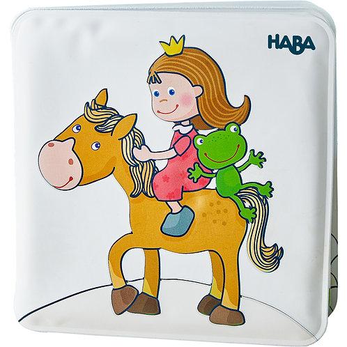 Libro da bagno - Principessa