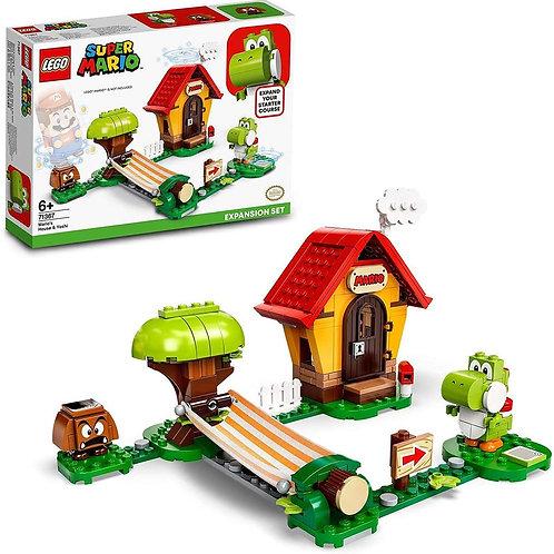 Lego Mario -La casa di Mario e Yoshi