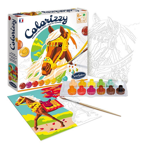 Colorizzy - Cavalli