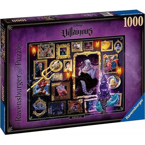 1000 pz. Villainous Ursula