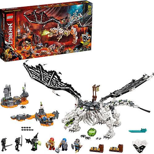 Lego Ninjago - Drago dello Stregone Teschio