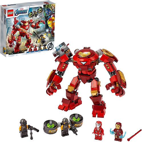 Lego Marvel - Iron Man Hulkbuster contro l'agente A.I.M.