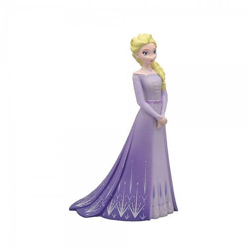 Frozen 2 - Elsa con vestito viola