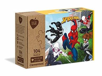 Puzzle 104 pz. - Spider-man