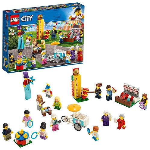 Lego City - Personaggi Luna Park