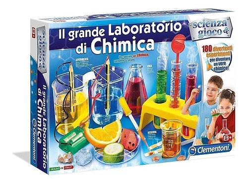 Scienza e gioco: Il grande Laboratorio di chimica