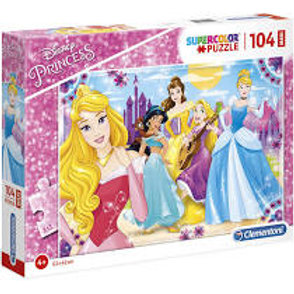 104 pz. MAXI - Disney Princess