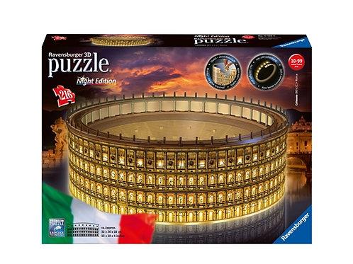 Puzzle 3D Colosseo con luce 216 pz.