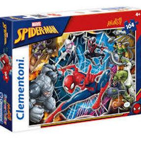 104 pz. MAXI - Spider man